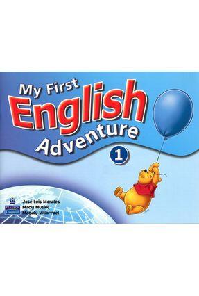 My First English Adventure 1 - Student Book - Villarroel,Magaly Musiol,Mady Morales,Jose Luis | Hoshan.org