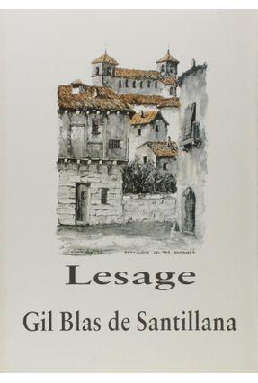 Gil Blas de Santillana - Alain-rene Lesage pdf epub