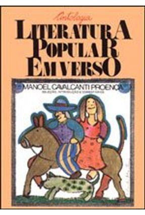 Literatura Popular Em Verso - Antologia - Proença,Manoel Cavalcanti | Tagrny.org