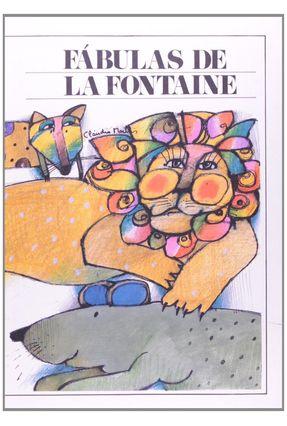 Fábulas De La Fontaine-Brochura - Jean La Fontaine | Hoshan.org