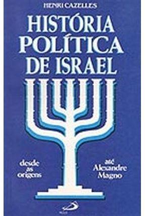 História Política De Israel - Cazelles,Henri pdf epub