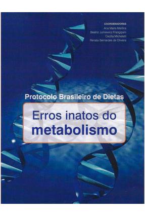 Protocolo Brasileiro de Dietas - Martins,Ana Maria pdf epub