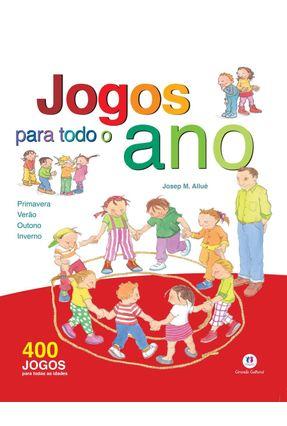 Jogos para Todo o Ano - Allue,Josep M. | Hoshan.org