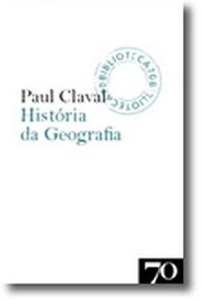 História da Geografia - Claval,Paul pdf epub