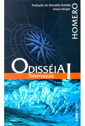 Odisséia - Telemáquia I - Col. L&pm Pocket - Homero pdf epub