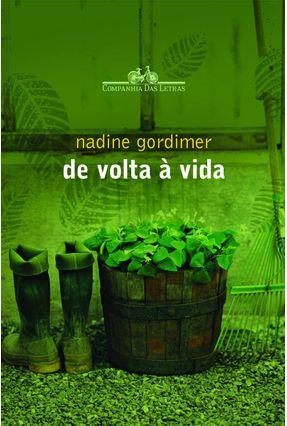 De Volta À Vida - Gordimer,Nadine | Hoshan.org