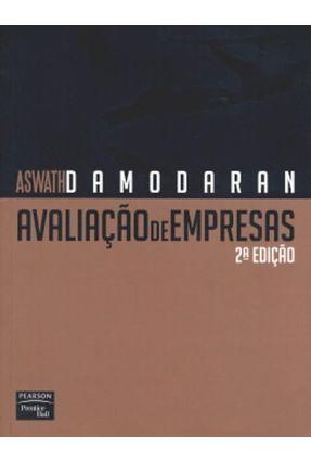 Avaliação de Empresas- 2ª Edição 2007 - Damodaran, Aswath   Nisrs.org