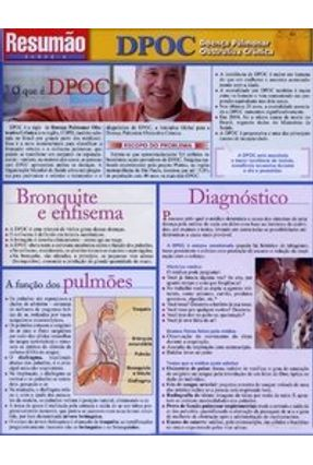 Resumão - Dpoc Doença Pulmonar Obstrutiva Crônica -  Saúde 6 - Grahn,Gary R. pdf epub