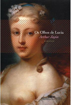 Os Olhos de Lucia - Japin,Arthur | Hoshan.org