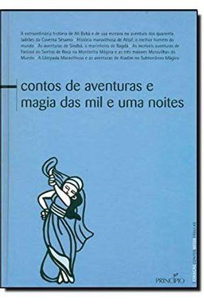 Contos de Aventura e Magia das Mil e uma Noites - Barca,Leontina pdf epub