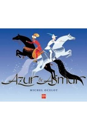 Azur e Asmar - Col. - Álbum - Ocelot,Michel pdf epub