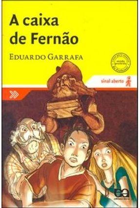 A Caixa de Fernão - Col. Sinal Aberto - Garrafa,Eduardo pdf epub