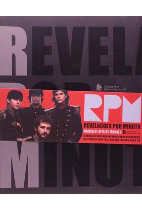 Rpm - Revelações Por Minuto - De Moraes,Marcelo Leite | Hoshan.org