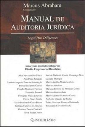 Manual de Auditoria Jurídica - Marcus,Abraham pdf epub