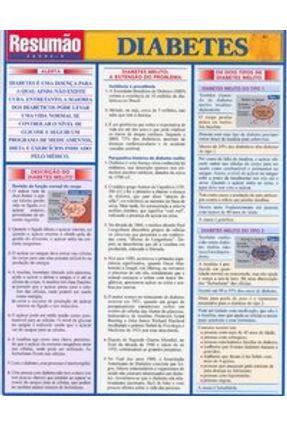 Resumão - Diabetes - Bf&a | Nisrs.org