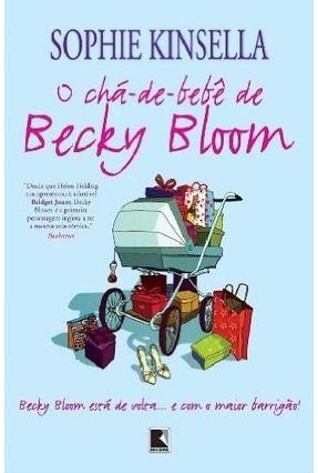 O Chá-de-bebê de Becky Bloom - Kinsella,Sophie   Hoshan.org