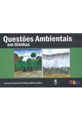 Questões Ambientais Em Tirinhas - Caruso,Francisco | Tagrny.org