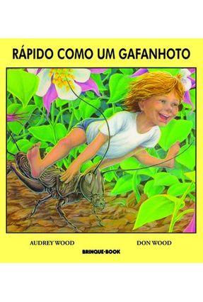 Rápido Como Um Gafanhoto - Wood,Audrey | Tagrny.org