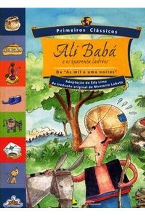 Ali Babá e os Quarenta Ladrões - De as Mil e uma Noites - Col. Primeiros Clássicos - Lima,Edy pdf epub