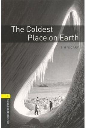 Coldest Place On Earth - Vicary,Tim pdf epub