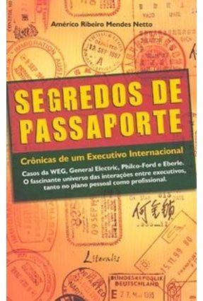Segredos de Passaporte - Mendes Netto,Américo Ribeiro   Hoshan.org