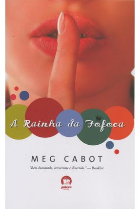 A Rainha da Fofoca - Galera - Cabot,Meg pdf epub