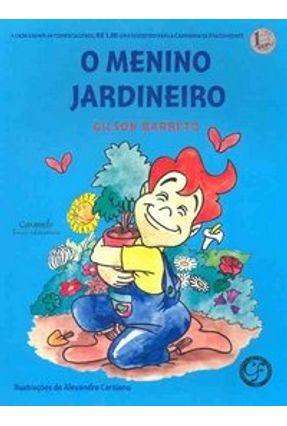 O Menino Jardineiro - Barreto,Gilson pdf epub