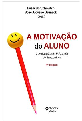 Motivação do Aluno - 4ª Ed. 2009 - Nova Ortografia - Boruchovitch,Evely pdf epub