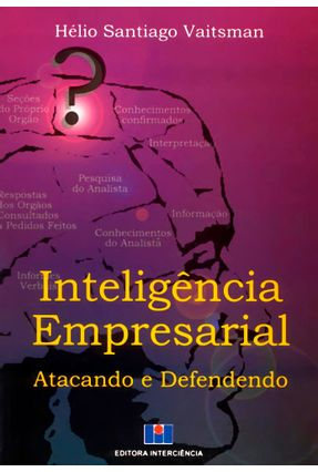 Inteligencia Empresarial Atacando e Defendendo - Vaitsman,Helio Santiago   Tagrny.org