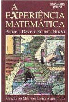 Experiencia Matematica, A - Davis,Philip J, | Hoshan.org