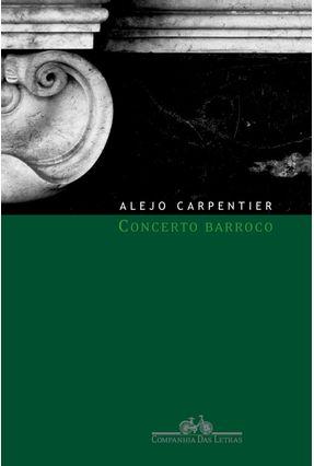 Concerto Barroco - Carpentier,Alejo | Hoshan.org