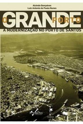 Grande Porto - a Modernização no Porto de Santos - Gonçalves ,Alcindo Nunes,Luiz Antonio de Paula pdf epub