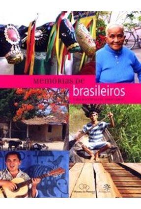 Memórias de Brasileiros - Uma História em Todo Canto - SANTOS ,JOSE pdf epub