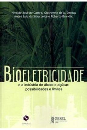 Bioeletricidade e a Indústria de Alcool e Áçucar - Castro,Nivalde Jose de   Hoshan.org