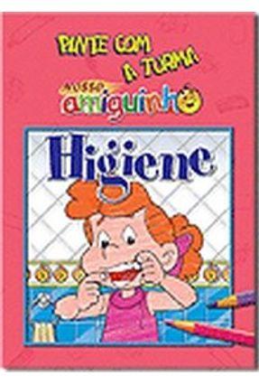 Pinte com a Turma Nosso Amiguinho - Higiene - Casa Publicadora Brasileira   Nisrs.org