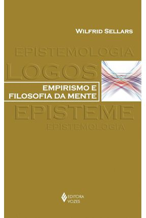 Empirismo e a Filosofia da Mente - Sellars,Wilfrid   Nisrs.org