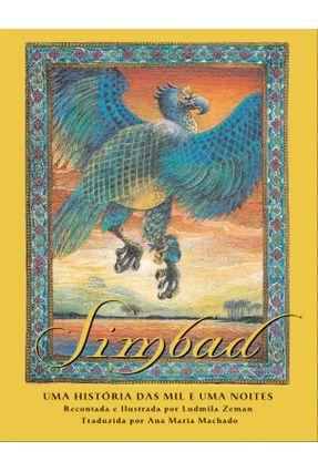 Edição antiga - Simbad - Uma História das Mil e uma Noites - Zeman,Ludimila pdf epub