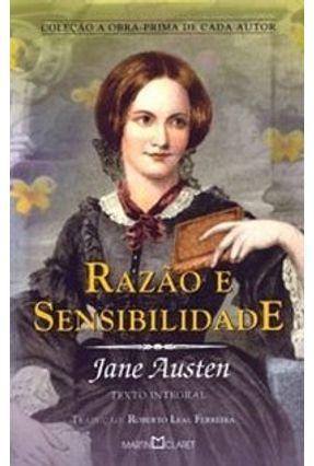 Razão e Sensibilidade - Col. Obra Prima de Cada Autor - Austen,Jane pdf epub