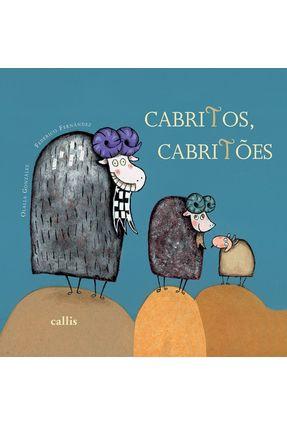 Cabritos, Cabritões - Fernandez,Federico Gonzalez,Olalla | Hoshan.org