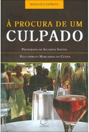 À Procura de um Culpado - Santos,Sulamita | Hoshan.org