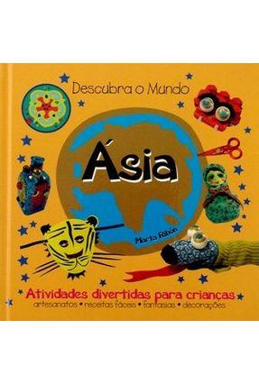 Descubra o Mundo - Ásia - Ciranda Cultural | Nisrs.org