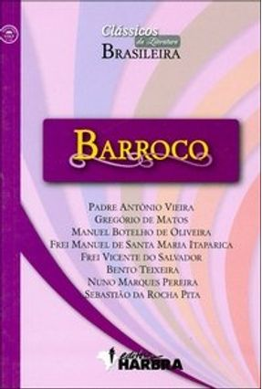 Barroco - Col. Clássicos da Literatura Brasileira - Editora Harbra pdf epub
