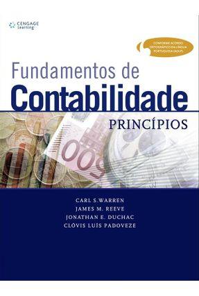 Fundamentos de Contabilidade - Princípios - Warren,Carl S. pdf epub
