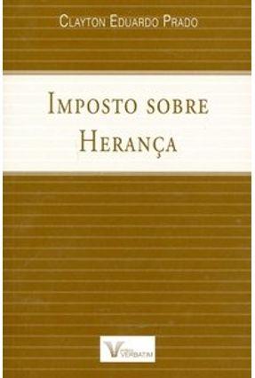 Imposto Sobre Herança - Prado,Clayton Eduardo | Tagrny.org