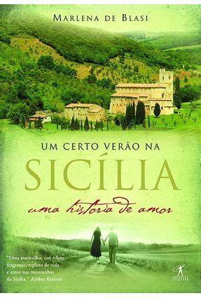 Um Certo Verão na Sicília - Blasi,Marlena De | Hoshan.org