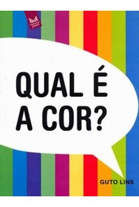Qual É a Cor? - Lins,Guto pdf epub