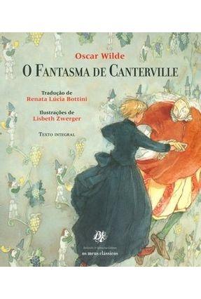 O Fantasma de Canterville - Col. Os Meus Clássicos - Wilde,Oscar pdf epub