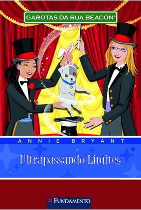 Garotas da Rua Beacon 4 - Ultrapassando Limites - Bryant,Annie   Hoshan.org