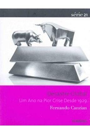 Desastre Global - Série 21 - Canzian,Fernando pdf epub