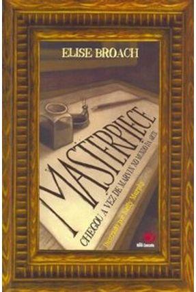 Edição antiga - Masterpiece - Chegou a Vez de Marvin No Mundo da Arte - Broach,Elise pdf epub